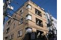 埼玉県蕨市、蕨駅徒歩1分の築23年 5階建の賃貸マンション