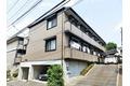 東京都世田谷区、経堂駅徒歩6分の築13年 2階建の賃貸アパート