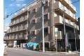 東京都中野区、中野駅徒歩15分の築4年 5階建の賃貸マンション