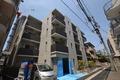 東京都新宿区、新宿駅徒歩12分の築3年 4階建の賃貸マンション