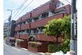 東京都中野区、西新宿駅徒歩9分の築30年 5階建の賃貸マンション