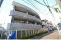 東京都渋谷区、代々木八幡駅徒歩7分の築25年 4階建の賃貸マンション