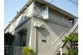 東京都目黒区、都立大学駅徒歩11分の築28年 2階建の賃貸アパート