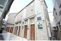 東京都板橋区、中板橋駅徒歩5分の新築 2階建の賃貸アパート