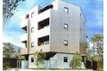 東京都練馬区、桜台駅徒歩22分の新築 4階建の賃貸マンション