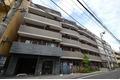 東京都豊島区、東池袋駅徒歩2分の築4年 5階建の賃貸マンション