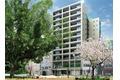 東京都千代田区、御徒町駅徒歩8分の築1年 12階建の賃貸マンション