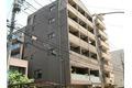 東京都江東区、門前仲町駅徒歩6分の築17年 6階建の賃貸マンション