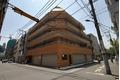 東京都江東区、越中島駅徒歩10分の築32年 6階建の賃貸マンション