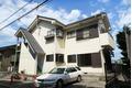 千葉県松戸市、新松戸駅徒歩16分の築26年 2階建の賃貸アパート