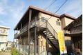 千葉県松戸市、松戸新田駅徒歩15分の築39年 2階建の賃貸アパート