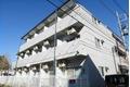 千葉県松戸市、南流山駅徒歩21分の築23年 3階建の賃貸マンション