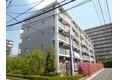 埼玉県越谷市、南越谷駅徒歩10分の築8年 5階建の賃貸マンション