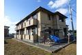 山口県宇部市、居能駅徒歩13分の築12年 2階建の賃貸アパート