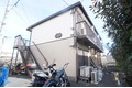 東京都狛江市、喜多見駅徒歩12分の築32年 2階建の賃貸アパート