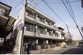 神奈川県川崎市多摩区、和泉多摩川駅徒歩15分の築25年 3階建の賃貸マンション