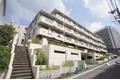 神奈川県川崎市多摩区、向ヶ丘遊園駅徒歩30分の築25年 4階建の賃貸マンション