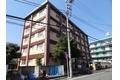 神奈川県川崎市多摩区、向ヶ丘遊園駅徒歩36分の築45年 5階建の賃貸マンション