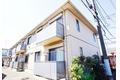 東京都調布市、つつじヶ丘駅徒歩20分の築11年 2階建の賃貸アパート