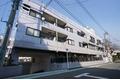 東京都府中市、府中本町駅徒歩17分の築23年 3階建の賃貸マンション