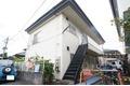 東京都府中市、多磨駅徒歩5分の築39年 2階建の賃貸アパート