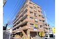 東京都調布市、つつじヶ丘駅徒歩12分の築24年 6階建の賃貸マンション