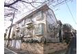 東京都大田区、洗足池駅徒歩3分の築27年 2階建の賃貸アパート