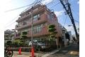東京都新宿区、新大久保駅徒歩6分の築44年 4階建の賃貸マンション
