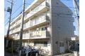 神奈川県川崎市多摩区、久地駅徒歩15分の築21年 4階建の賃貸マンション