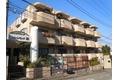 神奈川県川崎市多摩区、生田駅徒歩10分の築26年 3階建の賃貸マンション