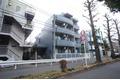 東京都世田谷区、千歳船橋駅徒歩12分の築23年 4階建の賃貸マンション