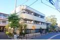 東京都三鷹市、久我山駅徒歩19分の築26年 3階建の賃貸マンション