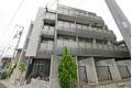 神奈川県川崎市高津区、二子新地駅徒歩8分の築7年 4階建の賃貸マンション