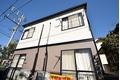 東京都調布市、調布駅徒歩18分の築16年 2階建の賃貸アパート