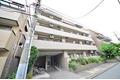 東京都中野区、新中野駅徒歩11分の築23年 5階建の賃貸マンション