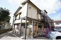 東京都世田谷区、梅ヶ丘駅徒歩12分の築42年 2階建の賃貸アパート