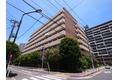 東京都江東区、越中島駅徒歩15分の築12年 9階建の賃貸マンション