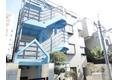 東京都渋谷区、幡ヶ谷駅徒歩7分の築29年 4階建の賃貸マンション