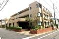 東京都目黒区、学芸大学駅徒歩20分の築27年 3階建の賃貸マンション