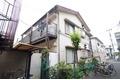 東京都世田谷区、千歳烏山駅徒歩20分の築42年 2階建の賃貸アパート
