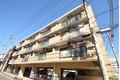 東京都調布市、調布駅徒歩19分の築25年 4階建の賃貸マンション