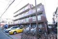 東京都杉並区、中野駅徒歩24分の築29年 4階建の賃貸マンション