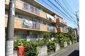 東京都杉並区、高円寺駅徒歩20分の築34年 3階建の賃貸マンション