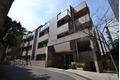 東京都渋谷区、幡ヶ谷駅徒歩14分の築26年 4階建の賃貸マンション
