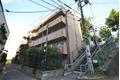 東京都渋谷区、初台駅徒歩8分の築15年 6階建の賃貸マンション