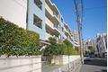 東京都品川区、大崎駅徒歩16分の築13年 8階建の賃貸マンション