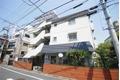 東京都文京区、茗荷谷駅徒歩5分の築38年 4階建の賃貸マンション