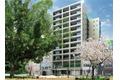 東京都千代田区、御徒町駅徒歩9分の築1年 12階建の賃貸マンション