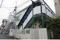 東京都世田谷区、豪徳寺駅徒歩5分の築38年 2階建の賃貸アパート