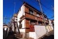 東京都世田谷区、笹塚駅徒歩12分の築40年 2階建の賃貸アパート